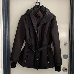 Michael Kors belted jacket size S